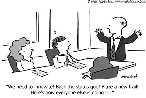 Statu quo en marketing stratégique
