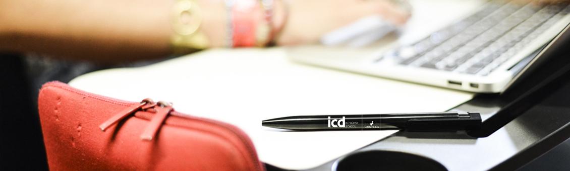 Stylo ICD Groupe IGS